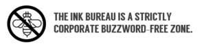 Corporate Buzzword Free Zone