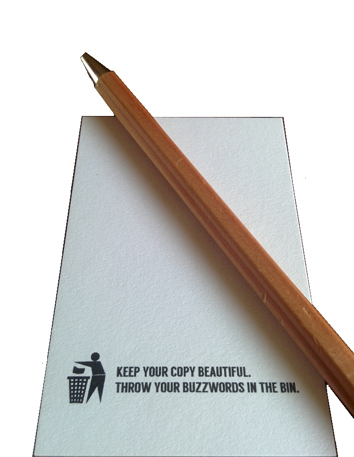 Pen and card image - no background